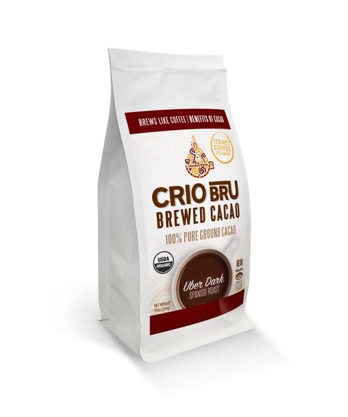 Brewed Cacao: Uber Dark - Spanish Roast