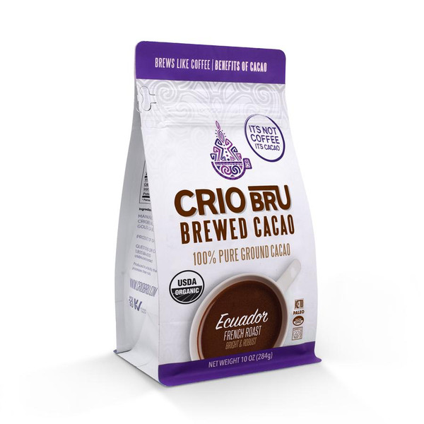 Brewed Cacao: Ecuador - French Roast