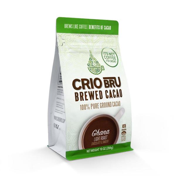 Brewed Cacao: Ghana - Light Roast