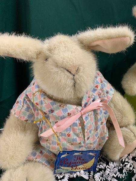 Hoppy VanderHare The Pajama Game Plush Bunny