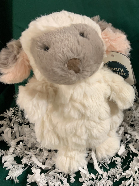 Mary Meyer Plush Lamb