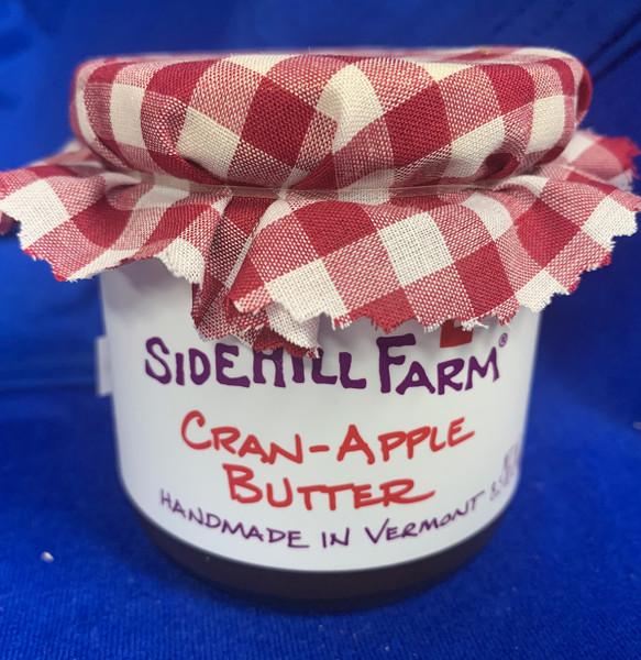 Homemade Cran-Apple Butter