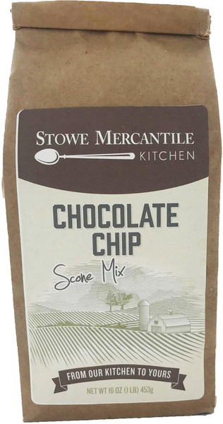 Stowe Mercantile Kitchen Chocolate Chip Scone Mix
