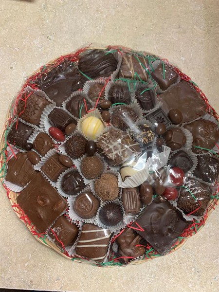 Very Special Candy Tray (24 oz.)