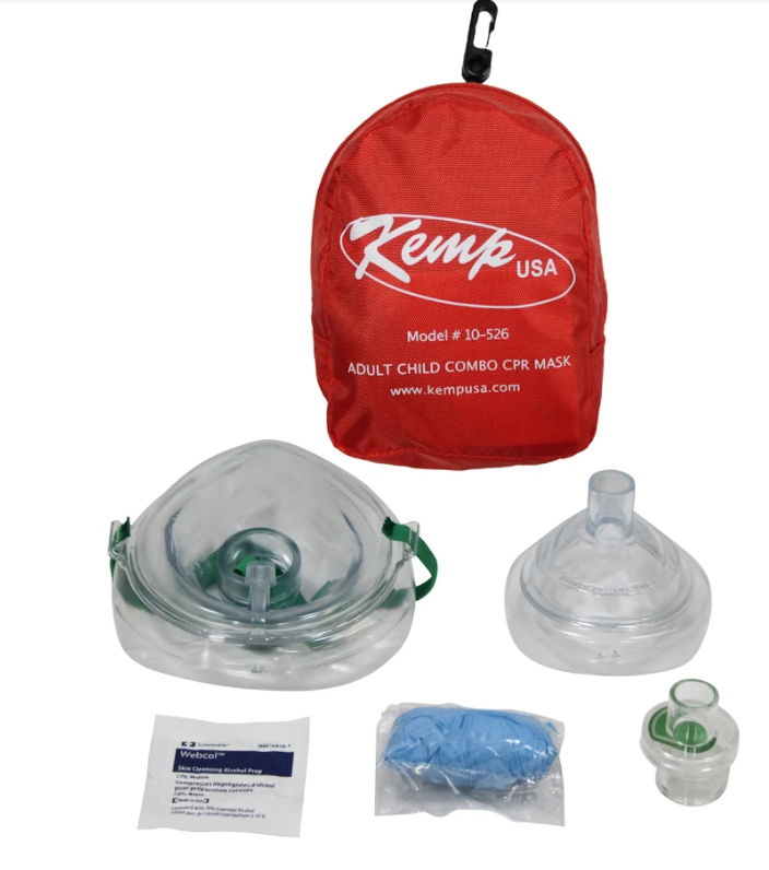 CPR, Training Equipment and Accessories