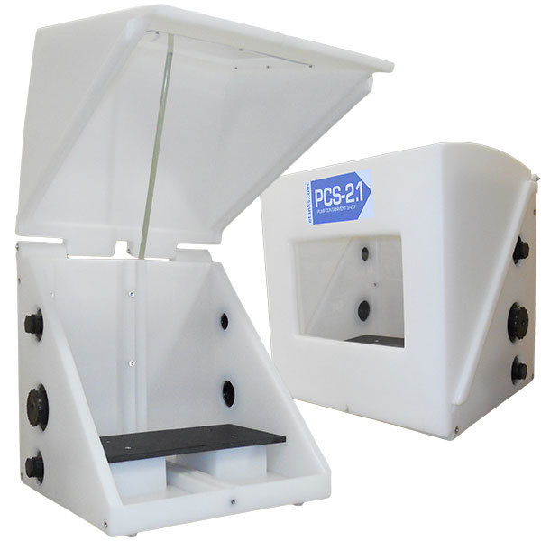 Chemical Feed Pump Enclosures