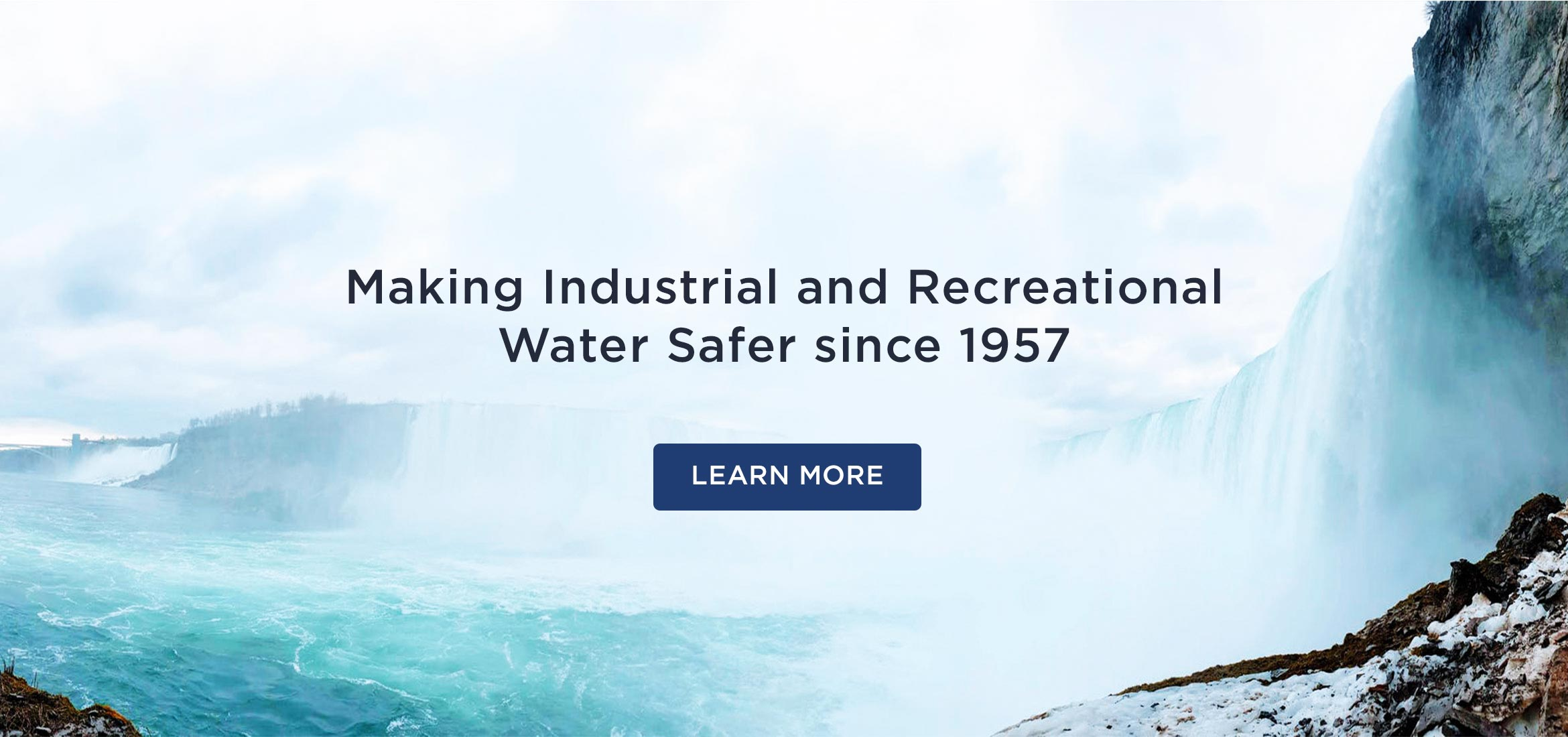 Waterline Technologies - Making Industrial and Recreational Water Safer Since 1957