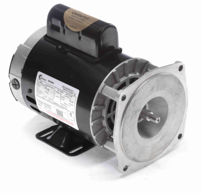 Pressure Cleaner Booster Pump Motor