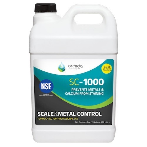 Stain and Scale Control