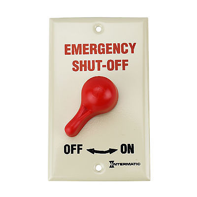Emergency Shut-Off Switches