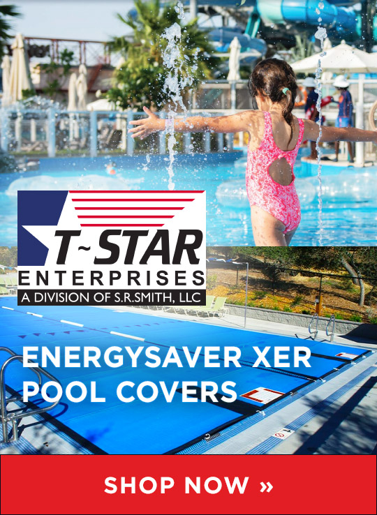 SR Smith - T-Star Energysaver XER Thermal Pool Cover from Waterline Technologies