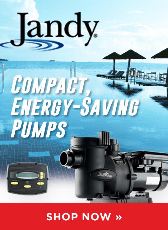 Jandy Energy-Saving Pool Pumps from Waterline Technologies