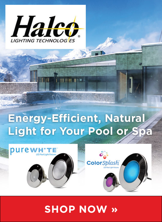 Halco Lighting from Waterline Technologies