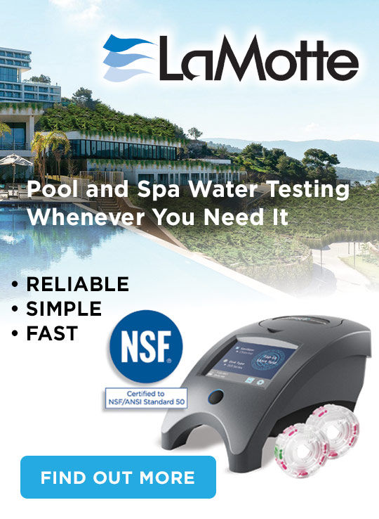 LaMotte - WaterLink Spin Touch Water Testing Kit