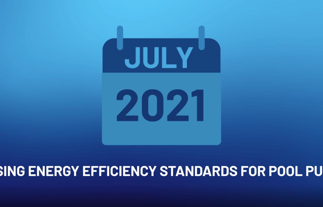 DOE Energy Efficiency Standards for Pool Pumps