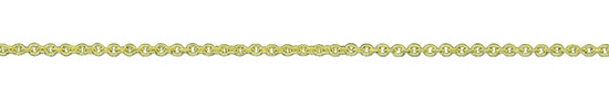 9ct Yellow Gold 12 Curb Chain