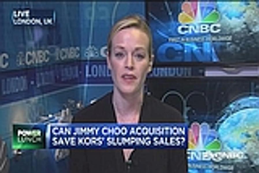 Nobody is Putting their Feet Up as Michael Kors Buys Jimmy Choo