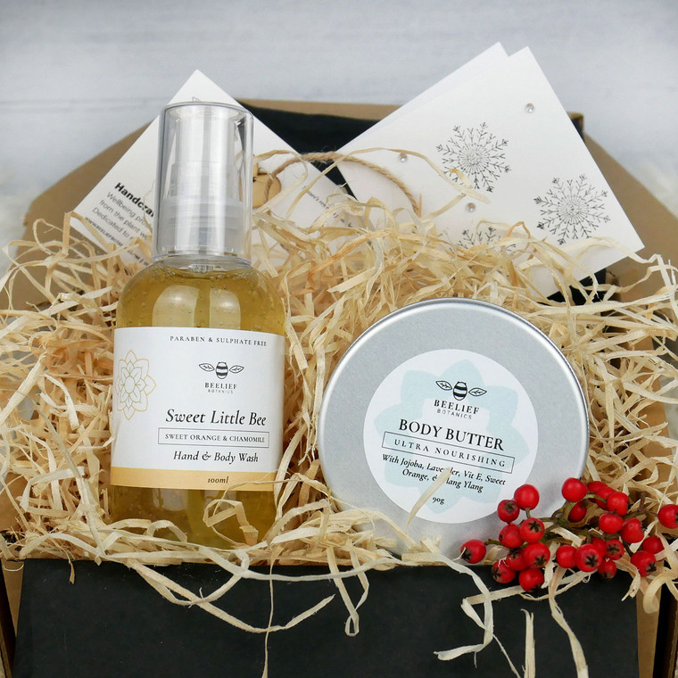 Body Bliss Gift Box (Free UK postage)