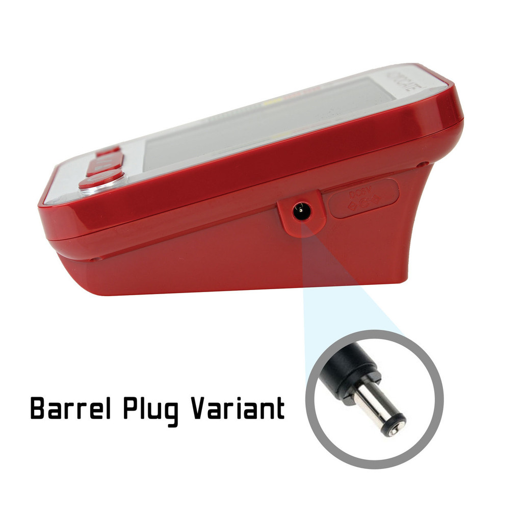 Barrel plug style A/C Adapter for SPBP-04 Blood Pressure Monitor (894046001417-AC)