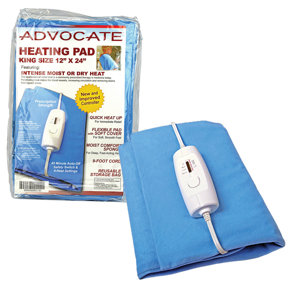 Advocate Heating Pad - King Size (894046001141)
