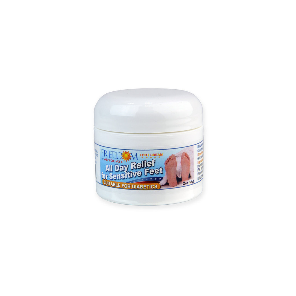Freedom All Day Foot Cream by Advocate (852982006453)