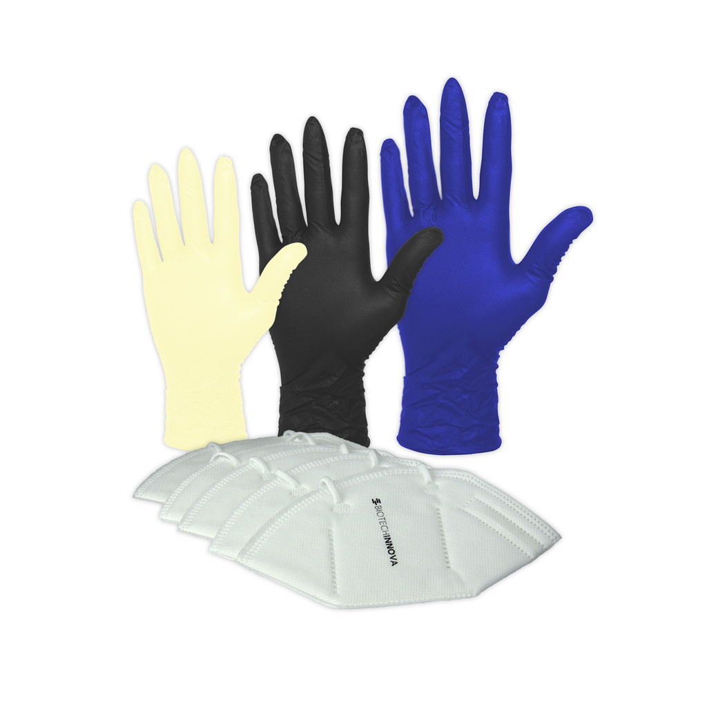 """Outer Defense"" PPE Combo Kit (606089702141-ODK)"