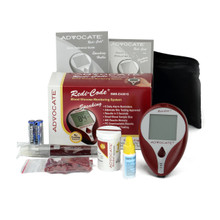 Advocate Redi-Code+ Speaking Blood Glucose Kit