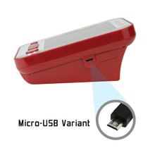 Micro-USB  style A/C Adapter for SPBP-04 Blood Pressure Monitor (894046001417-AC)