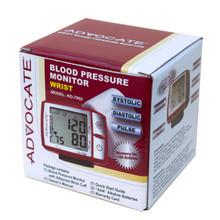 Advocate Wrist Blood Pressure Monitor w/ Color Level Indicator (894046001233)