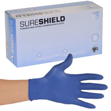 XL Powder-Free Nitrile Examination Gloves