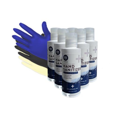 """""""Hands Off"""" PPE Combo Kit (606089702141-HOK)"""