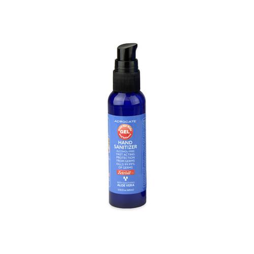 Advocate Hand Sanitizer Gel with Zetrisil and Aloe Vera (2.02 fl oz)
