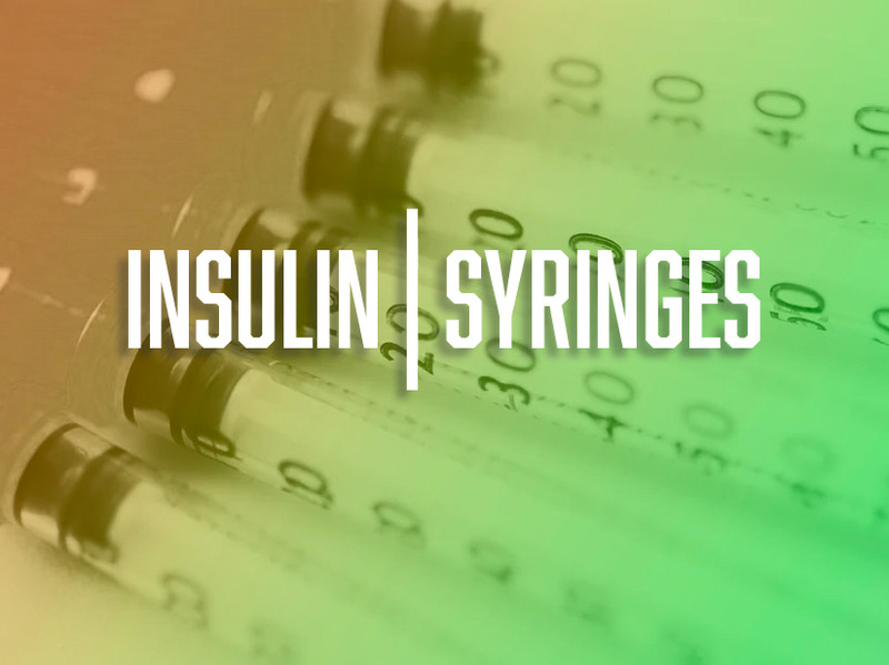 Insulin and Syringes for my Diabetic Dog