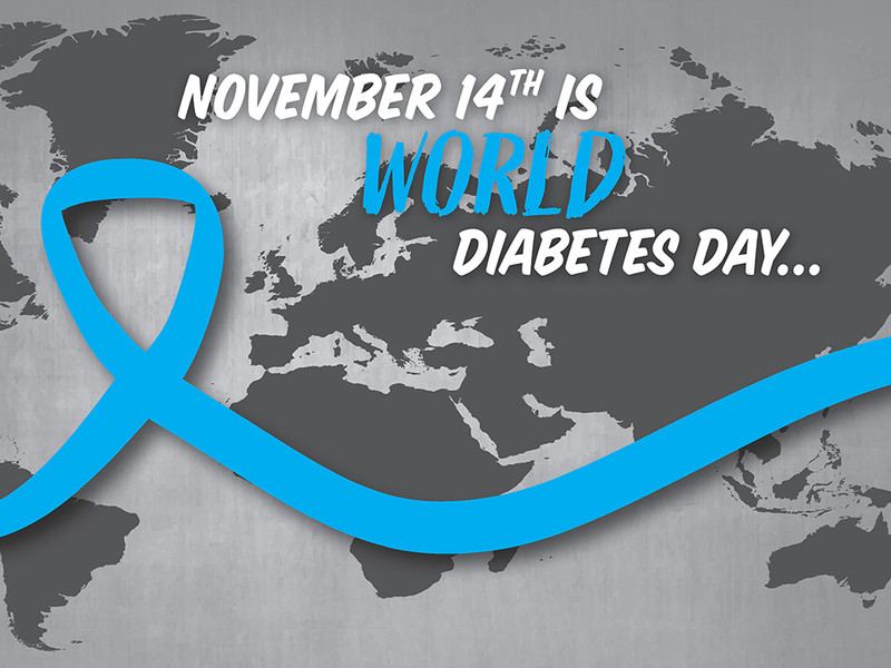We're All In for Diabetes Awareness Month