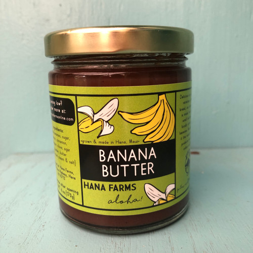 Hana Farms Banana Butter
