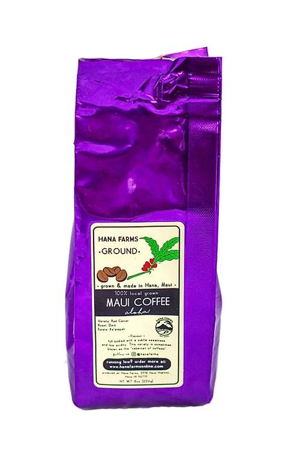 Hana Farms 100% Maui Coffee - Ground Bean