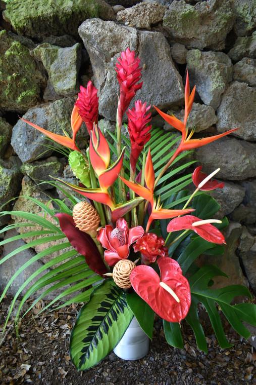 Large Tropical Arrangement - Sold Out Until 5/12