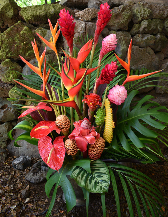 Extra Large Tropical Arrangement