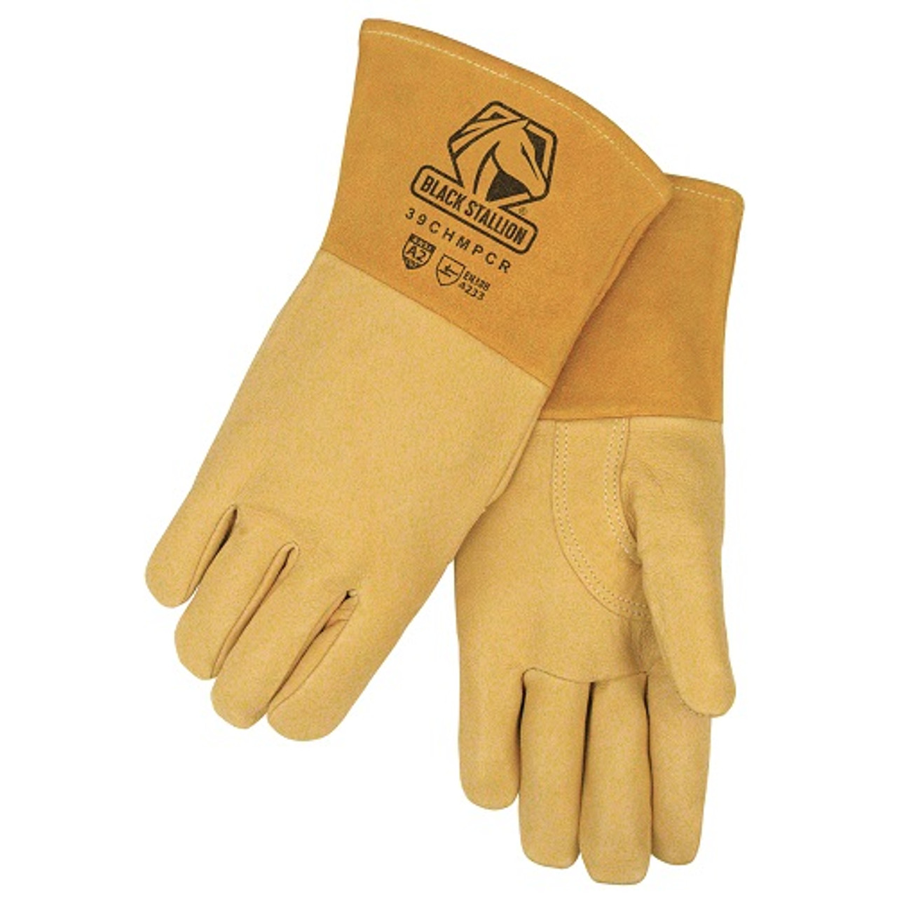 A2 Cut Resistant Pigskin MIG Glove