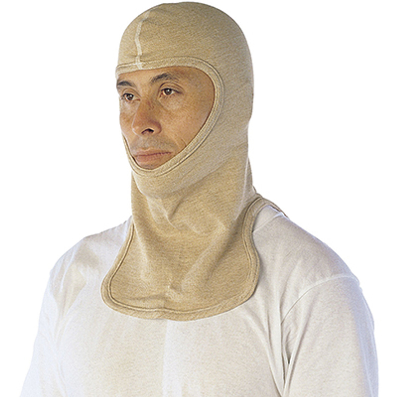 PBI Knit Balaclava with Front and Back Drapes