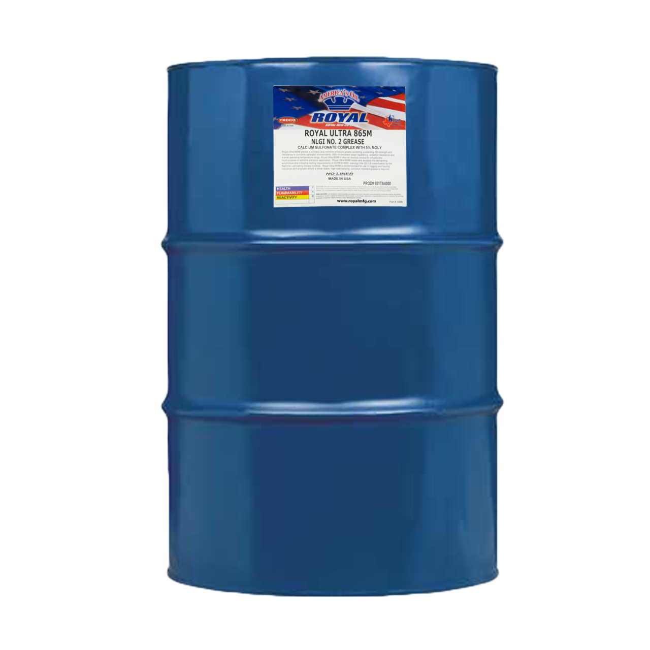 #400 Pound Drum/55 Gal. Drum