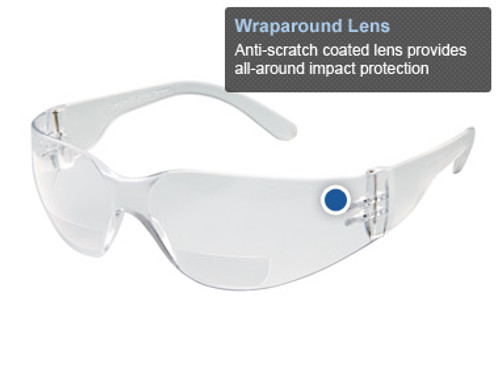Same great design as the original StarLite, with built-in bifocal magnification.