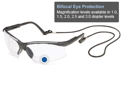 Loaded with features like the original Scorpion, with built-in bifocal magnification.