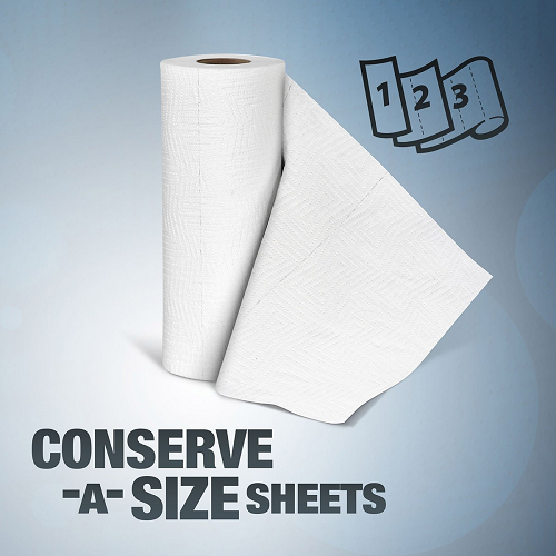 These economical paper towels are the perfect workhorse for day to day household chores, spills, and messes these unique 2-Ply PowerGrid design offers greater absorbency, softness, strength and reliability.