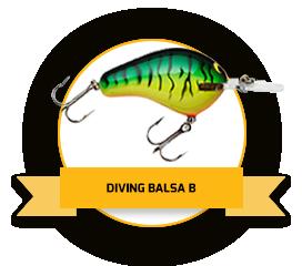 Diving Balsa B