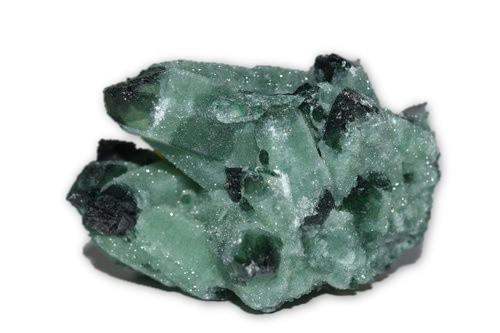 Green Spirit Quartz Cluster 230g
