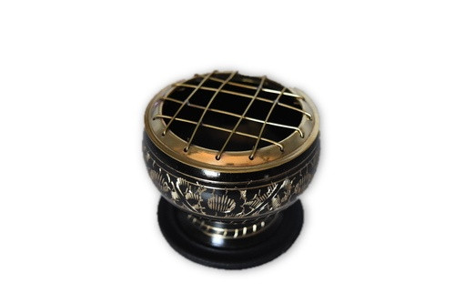Brass Burner for Incense