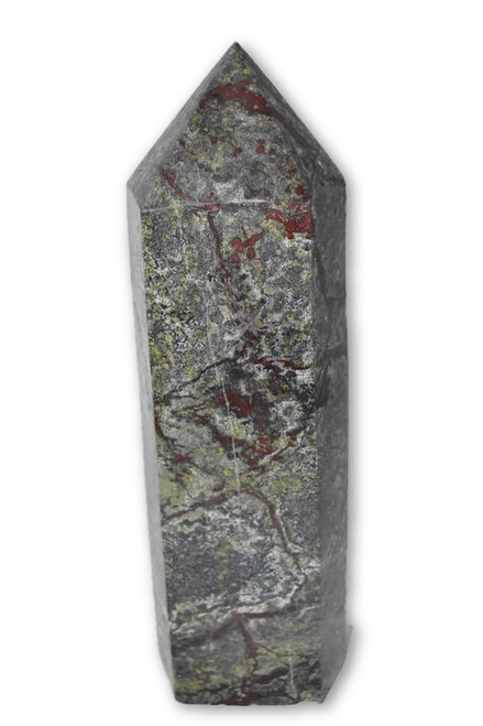 10.5lb Dragon Blood Jasper Point -Coffee Table, Altar Crystal