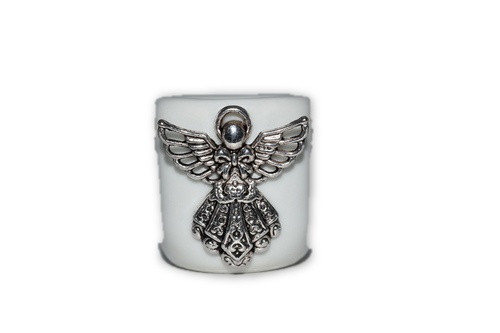 Angel Chime Candle Holder 1 pc