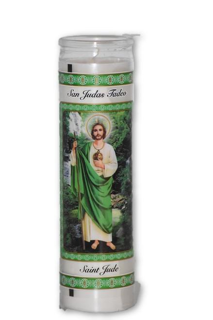 Saint Jude Candle-  Spiritual, Altar Supplies